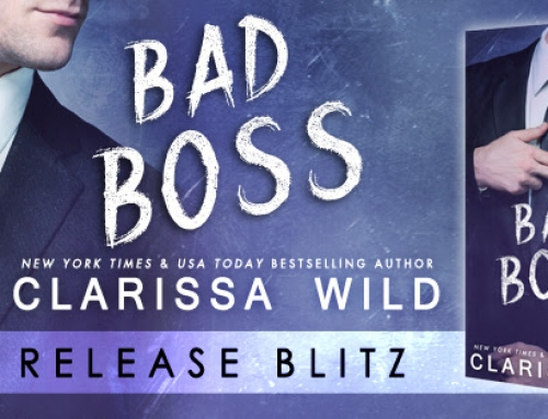 Bad Boss by Clarissa Wild Release Blitz